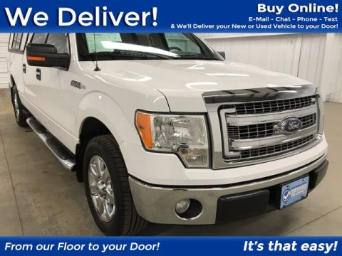 Pre-Owned 2013 Ford F-150 RWD 4D SuperCrew