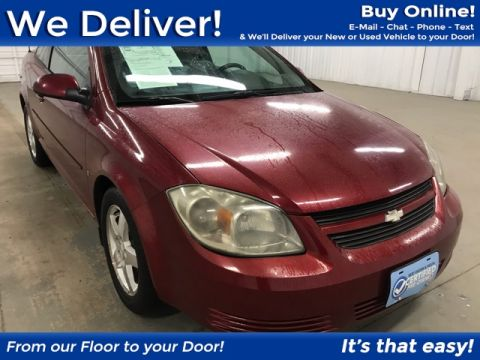 Pre-Owned 2009 Chevrolet Cobalt LT FWD 2D Coupe