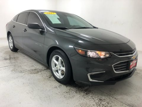 Pre-Owned 2017 Chevrolet Malibu LS FWD 4D Sedan