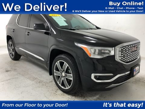 Pre-Owned 2017 GMC Acadia Denali FWD 4D Sport Utility