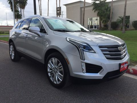 Pre-Owned 2019 Cadillac XT5 Premium Luxury FWD 4D Sport Utility