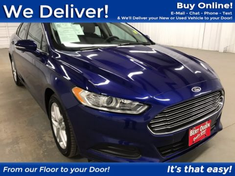 Pre-Owned 2016 Ford Fusion SE FWD 4D Sedan