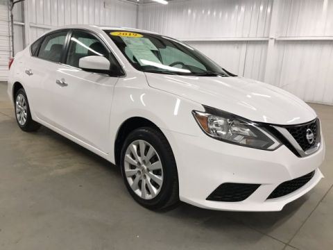 Pre-Owned 2019 Nissan Sentra S FWD 4D Sedan