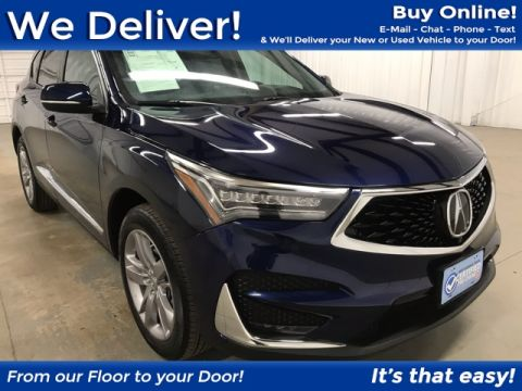 2019 Acura RDX Advance Package