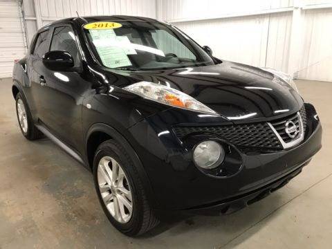 Pre-Owned 2013 Nissan Juke SV FWD 4D Sport Utility