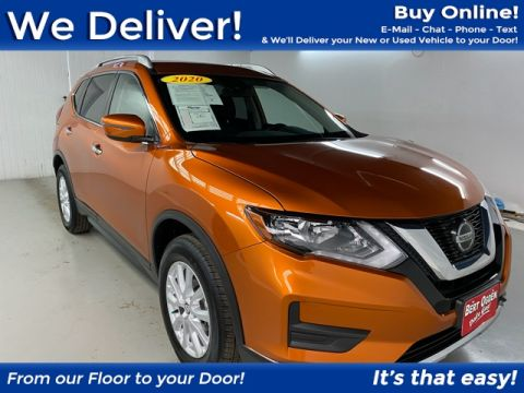 Pre-Owned 2020 Nissan Rogue SV FWD 4D Sport Utility