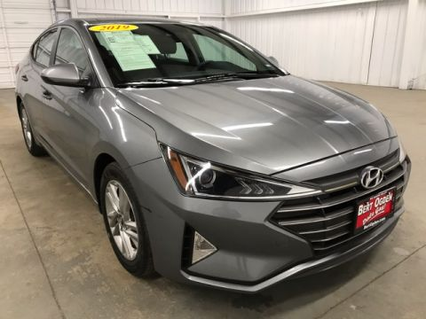 Pre-Owned 2019 Hyundai Elantra SEL FWD 4D Sedan