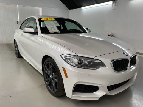 Pre-Owned 2017 BMW 2 Series M240i RWD 2D Coupe